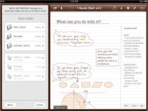 25 apps para tomar notas en la tableta 24