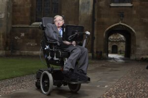 Recursos para trabajar la figura de Stephen Hawking en el aula 2