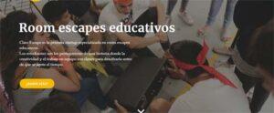 class escape: startups