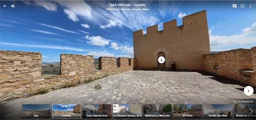 Realidad virtual para conocer los puntos de interés de tu municipio