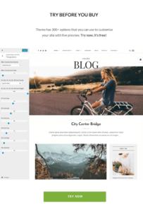 grand blog worpress