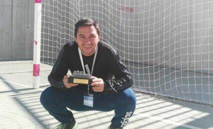 Entrevista Manuel Andrades Cordero
