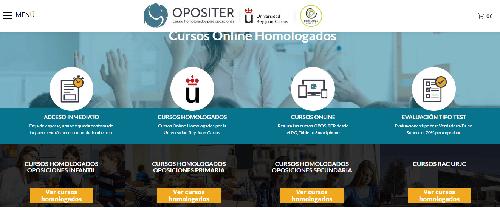 opositer: formación online