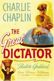 Historia contemporánea con El Gran Dictador