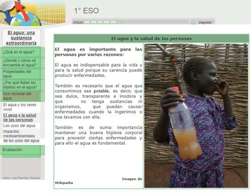 unidad didáctica sobre el agua- Día Mundial del Agua