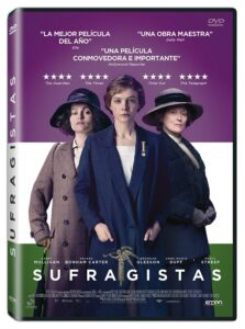 sufragistas dvd