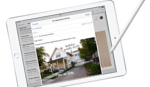 Apps optimizadas para el Apple Pencil