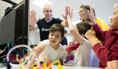 MakeWhatsNext, la iniciativa de Microsoft para impulsar las vocaciones tecnológicas 1