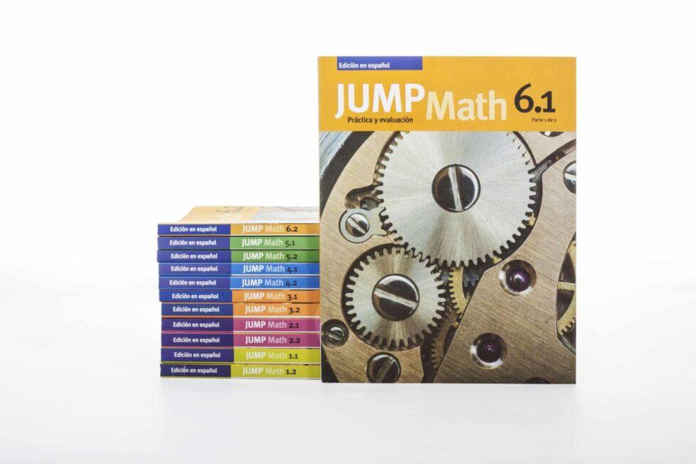 JUMP Math Motivar en Matemáticas