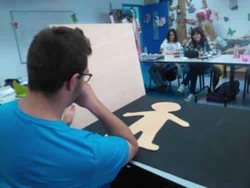 Proyecto 'ExpresARTE': sexualidad y discapacidad
