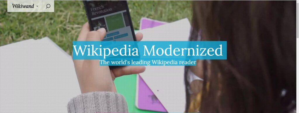 Trucos para buscar en Wikipedia