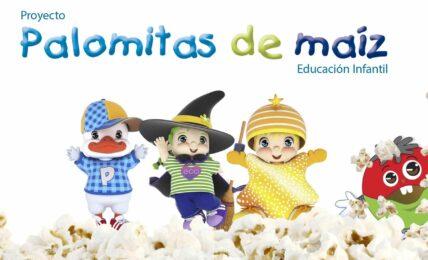 Aprender jugando con 'Palomitas', la propuesta de Anaya para el próximo curso en Educación Infantil