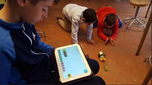 'Robótica en cooperativo', un proyecto más allá de los robots