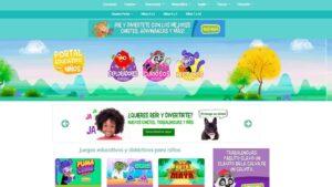 plataforma educativa para aprender jugando