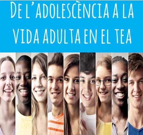De la adolescencia a la vida adulta en el TEA- eventos educativos del mes de mayo