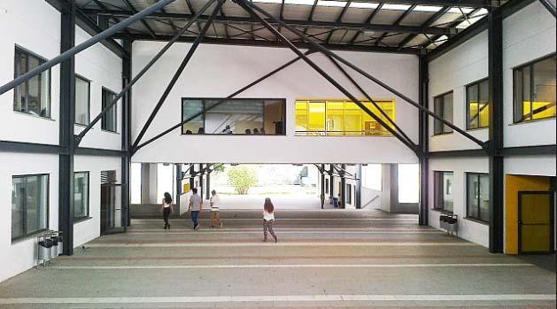 Escola Publica de Carcavelos: educación en Portugal