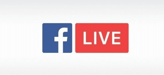 Facebook Live, portal para subir vídeos.