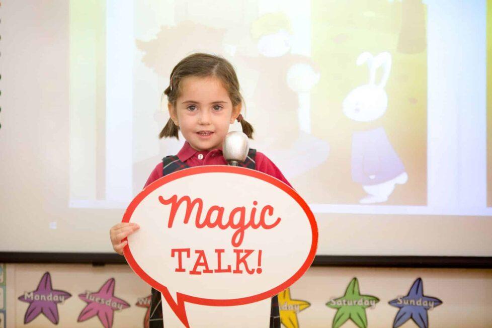 Magic Talk!