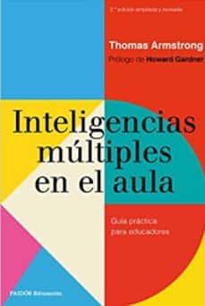 Inteligencias múltiples en el aula- libros sobre inteligencias múltiples