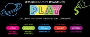 Los eventos educativos del mes de mayo 2