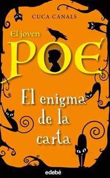 El Joven Poe: El enigma de la carta: Día Internacional del Libro