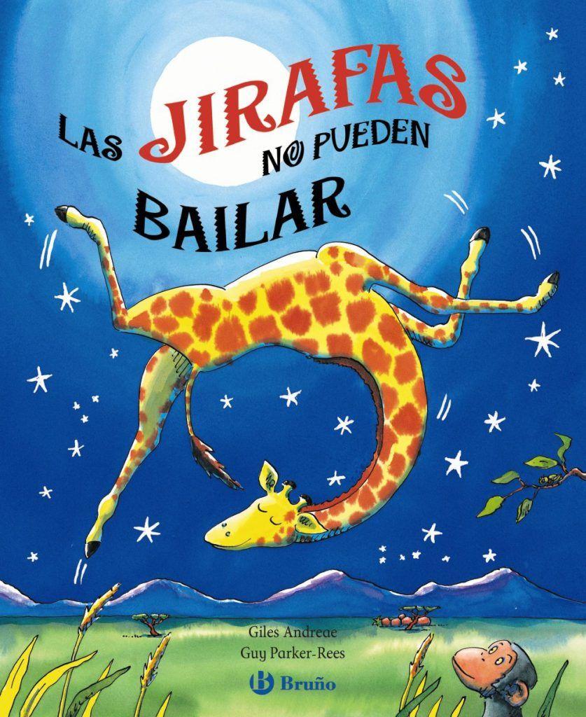 Educar en igualdad: las jirafas no pueden bailar