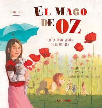 El mago de Oz: día internacional del libro