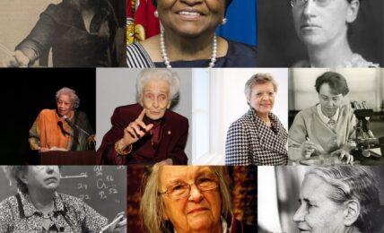 mujeres Premio Nobel