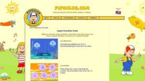 plataforma educativa aprender jugando pipo club