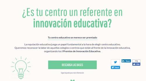 Innovación educativa- eventos educativos del mes de mayo