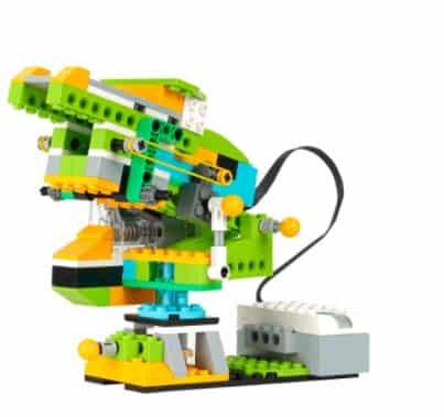 Robótica en el 2º ciclo de Primaria con Lego Education WeDo 2.0 de Edelvives