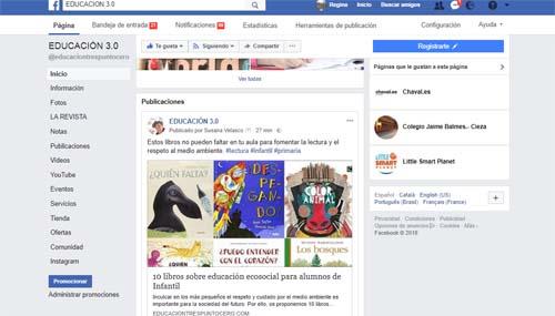 EDUCACIÓN 3.0 se estrena en Flipboard