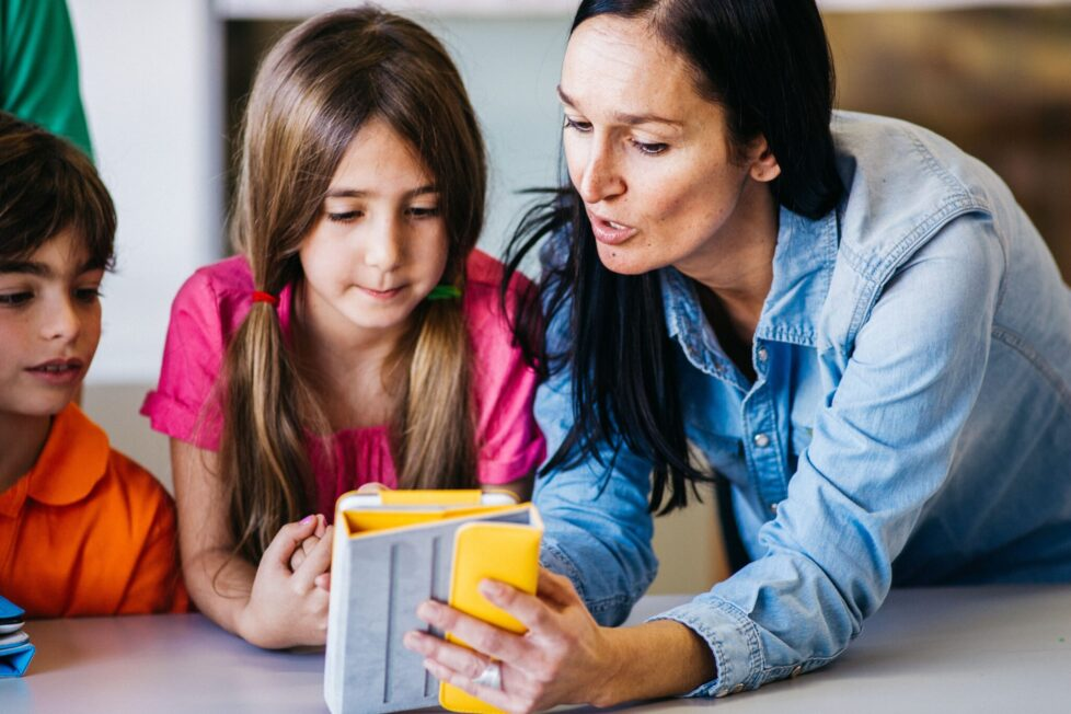 Aprendizaje personalizado de Matemáticas, Lengua e Inglés