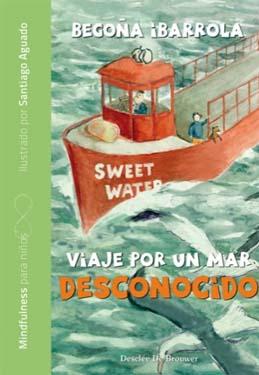 Viaje por un mar desconocido: día internacional del libro