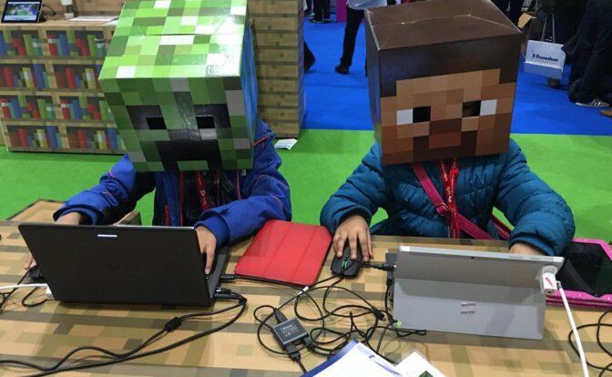 Aprendizaje basado en el juego con Minecraft: Education Edition 2