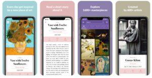 DailyArt, apps para aprender sobre arte