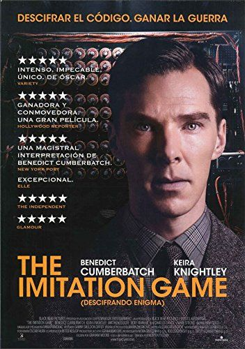 The Imitation Game: Día Escolar de las Matemáticas
