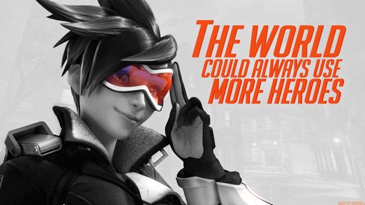 OwerWatch, mujeres en los videojuegos