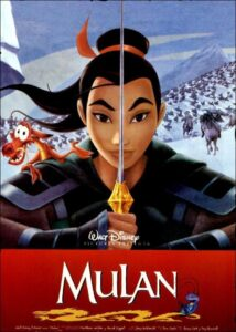 Mulan, educación en valores
