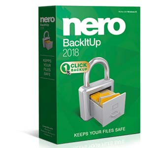 Nero BackItUp 2018, programa de copias de seguridad