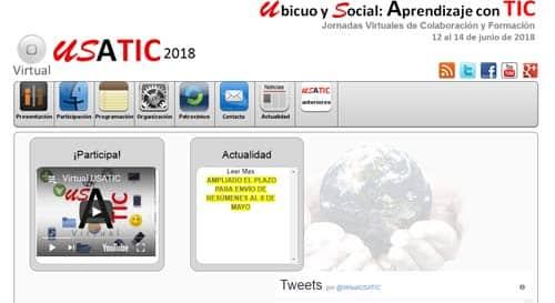 Virtual USATIC- eventos educativos del mes de junio