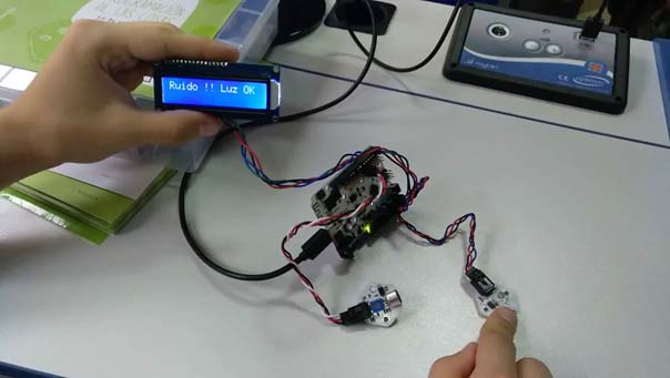 ABP, robótica y programación