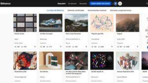 behance comunidad fotografia imagen diseño creatividad