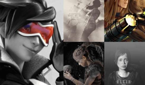 El papel positivo de la mujer en los videojuegos, por Andrea Plaza 9