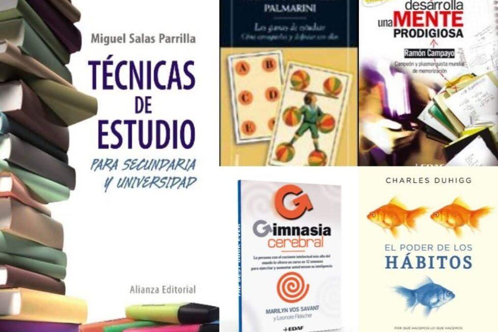 5 libros que enseñan a estudiar (y motivarse) 6
