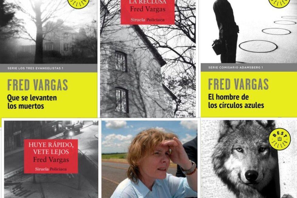 5 Libros Para Trabajar En Clase La Obra De Fred Vargas