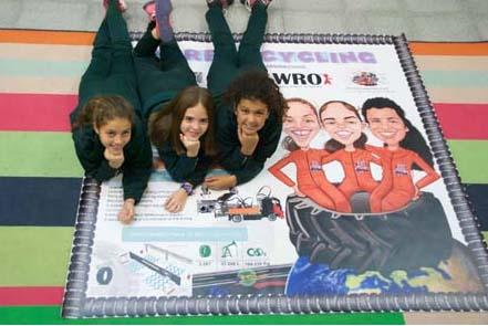 reciclar neumáticos: Día Internacional del Reciclaje