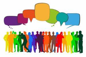Dar voz en clase