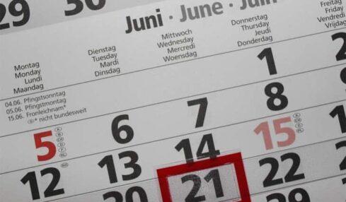 eventos educativos del mes de junio