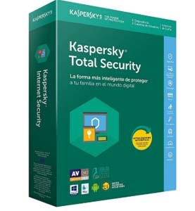 Kaspersky Total Security, seguridad en el aula